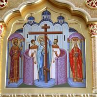 Воздвижение Животворящего Креста