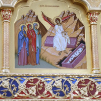 Мироносицы у гроба Господня